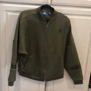 Other - Adidas Dark Olive Jacket